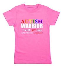 Unique Autism spectrum Girl's Tee