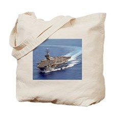 USS Carl Vinson CVN70 Tote Bag