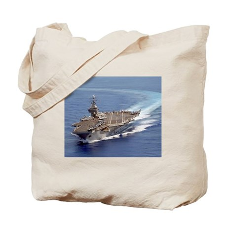 USS Carl Vinson CVN 70 Tote Bag