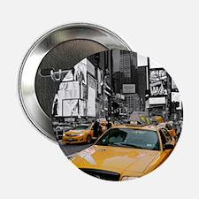 "New York Yellow Cab Pro Photo 2.25"" Button"