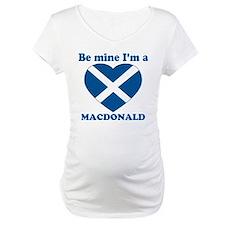 MacDonald, Valentine's Day  Shirt