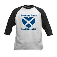 MacDonald, Valentine's Day  Tee