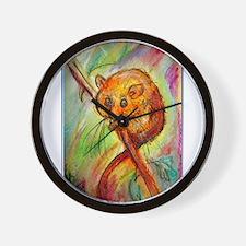 Mouse, wildlife, animal art Wall Clock