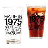 1975 Pint Glasses