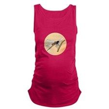 Cute Stream Maternity Tank Top