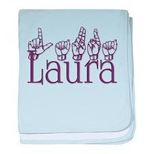 laura baby blanket