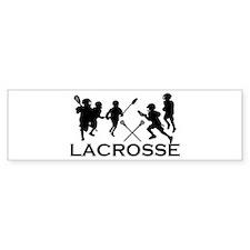 LACROSSE TEAM - Bumper Bumper Sticker