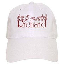 richard Baseball Baseball Cap