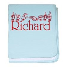 richard baby blanket
