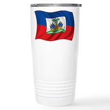 Unique Haiti Travel Mug