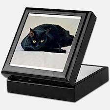 Black Cat! Keepsake Box