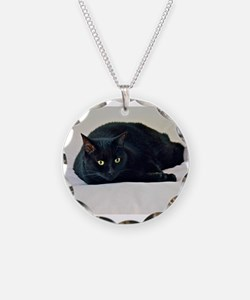 Black Cat! Necklace