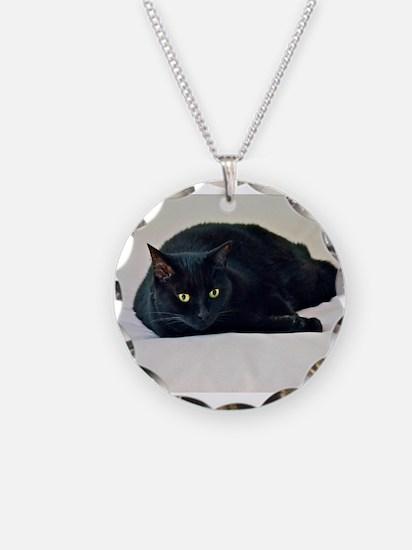 Black Cat! Necklace