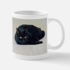 Black Cat! Mugs