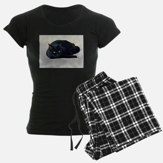 Black Cat! Pajamas