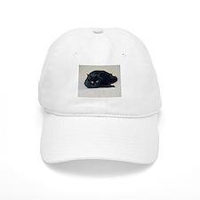 Black Cat! Baseball Baseball Cap