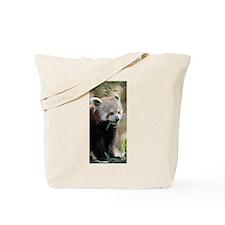 Red Panda 003 Tote Bag