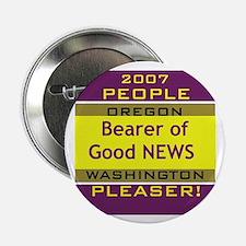 """Bearer of Good News 2.25"""" Button (100 pack)"""