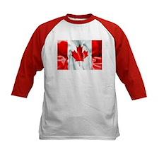 Canada Flag Baseball Jersey