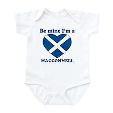 MacConnell, Valentine's Day  Infant Bodysuit