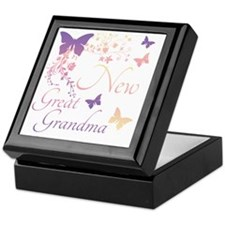 New Great Grandma Keepsake Box