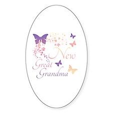 New Great Grandma Stickers