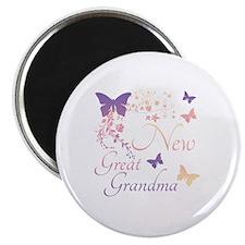 New Great Grandma Magnet