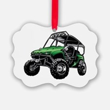 Cute Offroad Ornament
