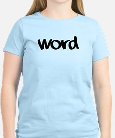 Word Statement Clothing and G T-Shirt