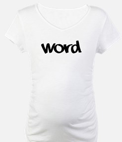 Word Statement Clothing and G Shirt