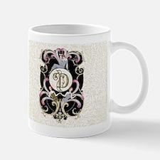 Monogram D Barbier Cabaret Mugs