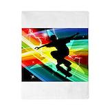 Skateboarding Duvet Covers