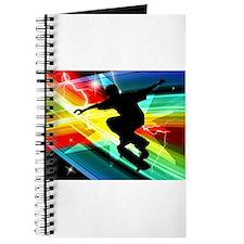 Skateboarder in Criss Cross Lightning.png Journal