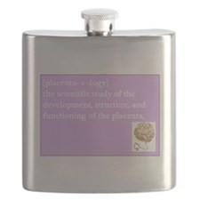 placentology Flask