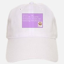 placentology Baseball Baseball Cap