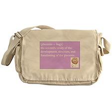 placentology Messenger Bag