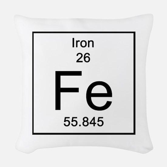 26. Iron Woven Throw Pillow