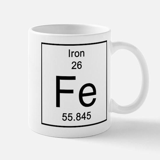 26. Iron Mugs