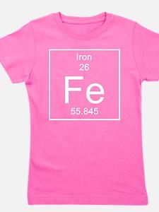 26. Iron Girl's Tee