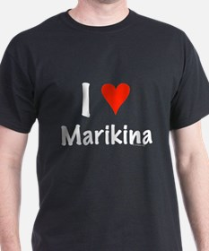 I love Marikina T-Shirt