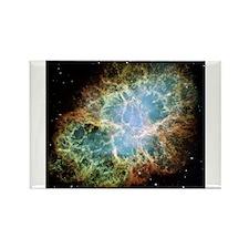Cute Hubble Rectangle Magnet