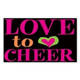 Love to cheer 10 Pack