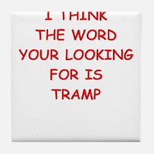 tramp Tile Coaster