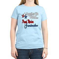 Marine Grandmother Women's Light T-Shirt