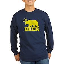 Funny Saying - BEER Long Sleeve T-Shirt