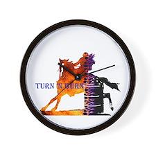 TNB Appaloosa Wall Clock