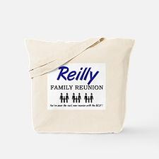 Reilly Family Reunion Tote Bag