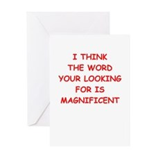 magnificent Greeting Cards