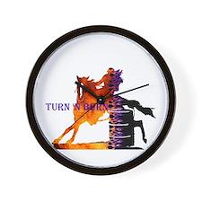TNB Paint/Pinto Wall Clock