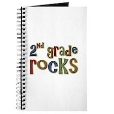 2nd Grade Rocks Second School Journal